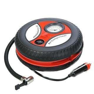 Portable Auto Car Tyre Pump Air Inflator Compressor