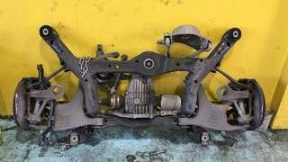 Audi A5 rear gearbox one set
