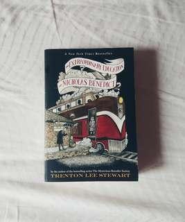 The Extraordinary Education of Nicholas Benedict- Trenton Lee Stewart