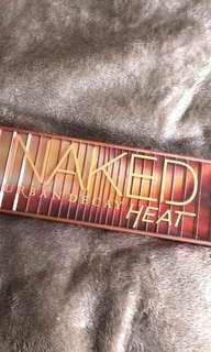 Naked heat eye shadow palette