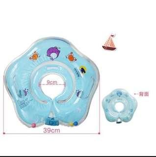 Baby Swim Neck Floater - Blue