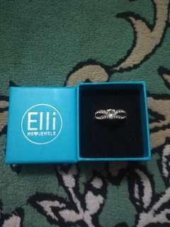 Elli Germany Swarovski Ring