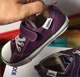 134d22f50b Vans (authentic) Kids Shoes in Purple Color