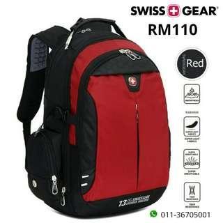 """SwissGear Backpack (17"""") Travel / School"""