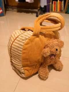 🚚 Bag with Bear