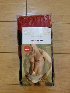 Calvin Klein Mens Briefs 6 pack 100% REAL NEW Size M Size L