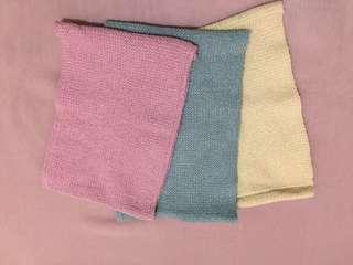 bandana ciput rajut package