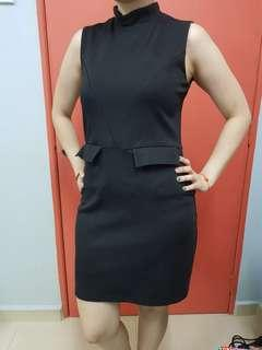 [ PRE-LOVED ] Black Dress