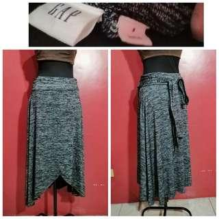 S-XL wrap around skirt