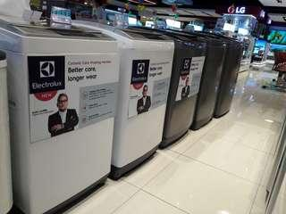 Electrolux Topload Washers For Sale!!