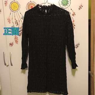 泰國設計師款氣質蕾絲洋裝