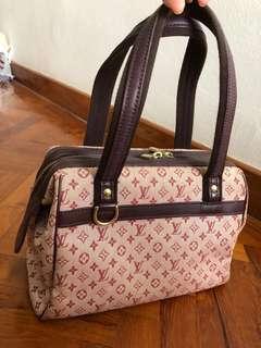 Louis Vuitton Mini Lin Bag Authentic