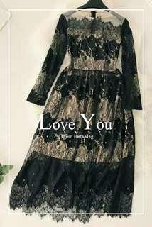 🆕 dinner lace Dress
