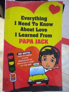 365 Quotes from Papa Jack