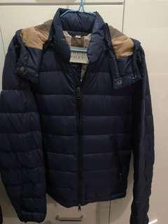 Burberry down jacket for men