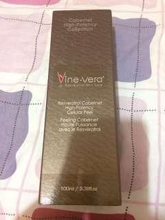 Vine Vera Cabernet 高效活細胞去角質霜