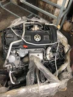 Volkswagen Golf 10年 機器連波箱