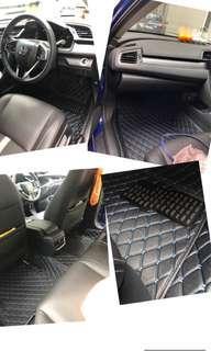 🚚 5D custom carmat (ready stock)
