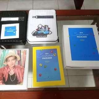 BTS SUMMER PACKAGE 2018 (UNSEALED)