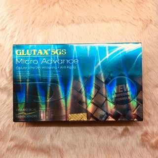 GLUTAX 5gs MICRO ADVANCE WITH ANTI AGING 💥