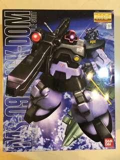 MG 1/100 高達 Gundam 大魔 Rick Dom