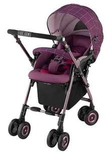 Premium, aprica, stroller, suitable from newborn onwards, newborn stroller