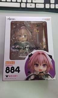 * Reserved * Brand new Sealed Nendoroid 884 Rider of Black