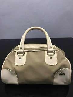 Preloved Authentic Lacoste Handbag