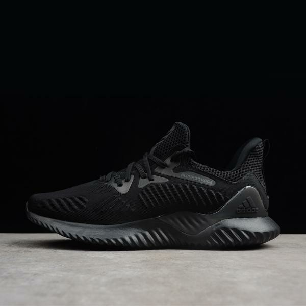 e2efb63b5 Adidas Alphabounce Beyond Triple Black