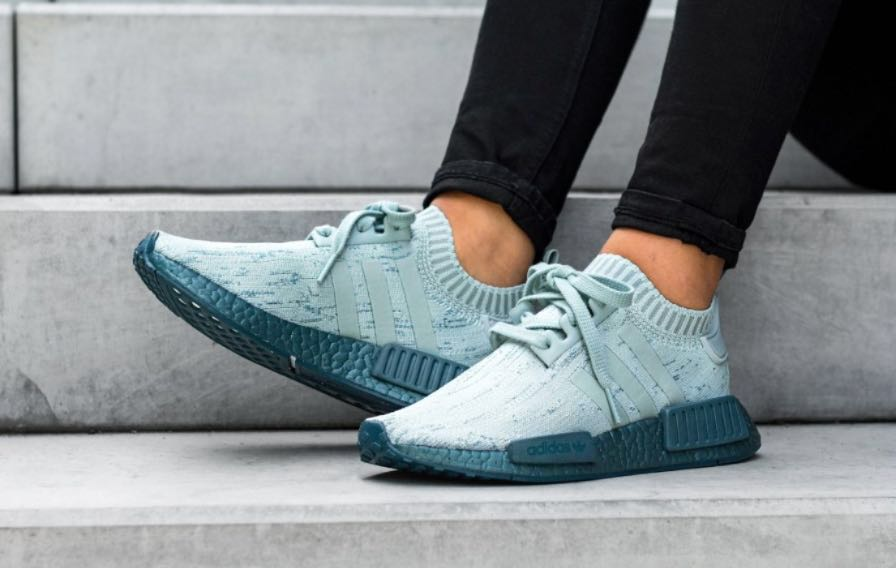0b8c9c14e Adidas NMD R1, Women's Fashion, Shoes, Sneakers on Carousell