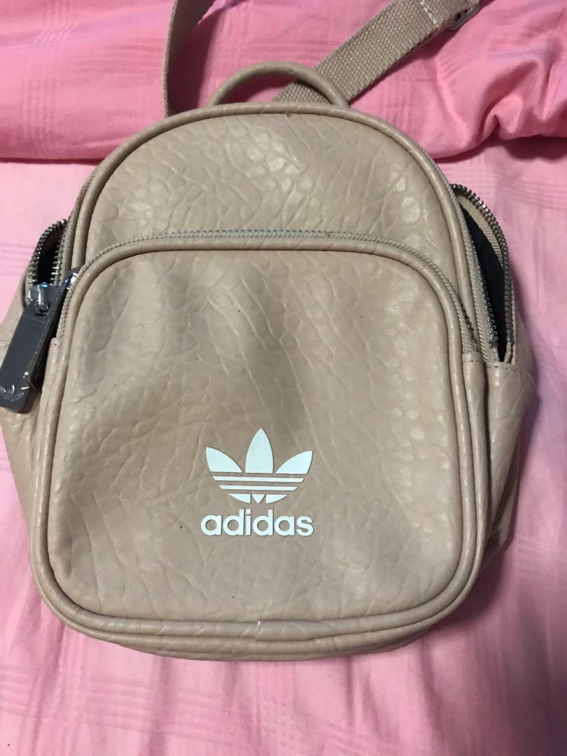514b2da8173 Adidas Originals mini backpack, Women's Fashion, Bags & Wallets ...