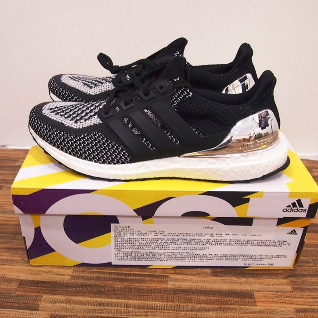 396fa2aa7dea6 Adidas Ultraboost 2.0 Olympic Pack Silver - Various Sizes