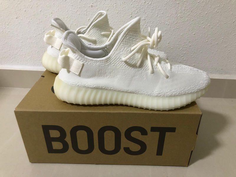 a01b48ecda1 Adidas Yeezy Boost 350 V2 Cream White