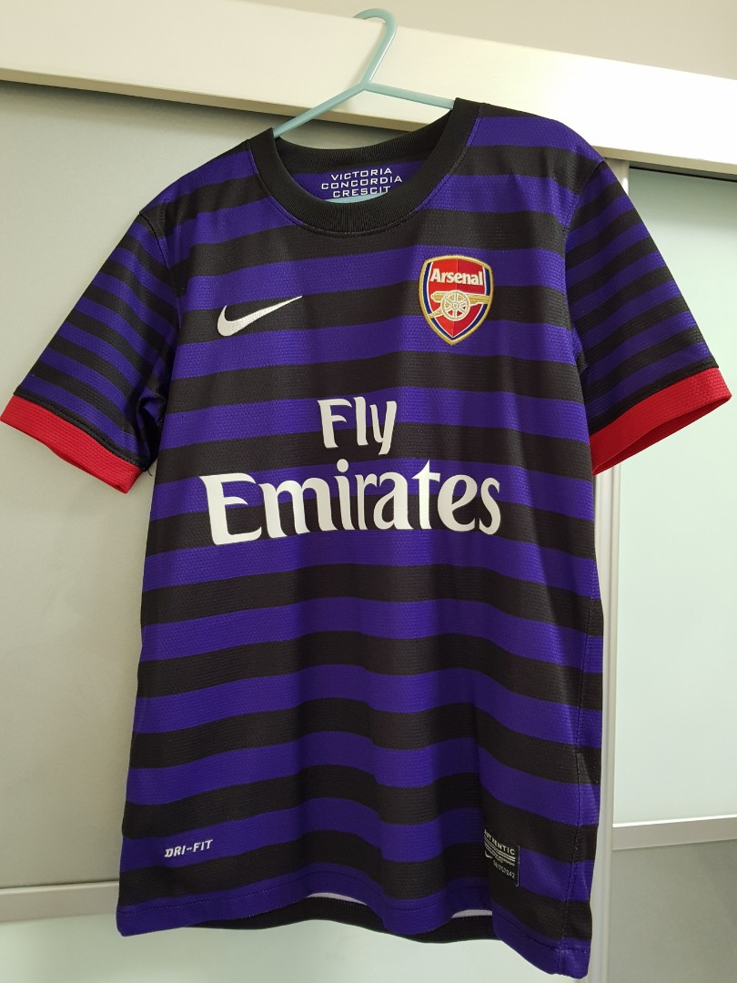8053bf880 Authentic ARSENAL Jersey for boy