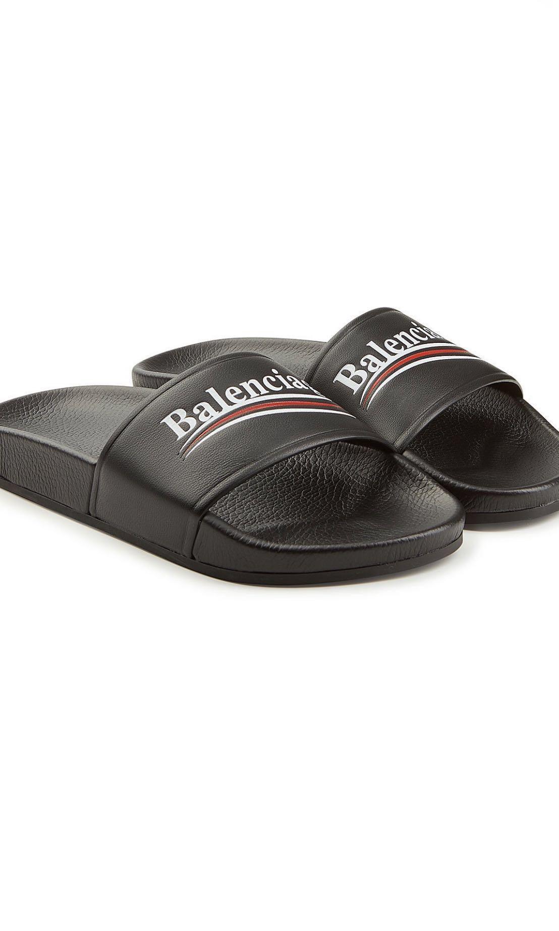 a84a5d1ad8daa Balenciaga slides 100% authentic