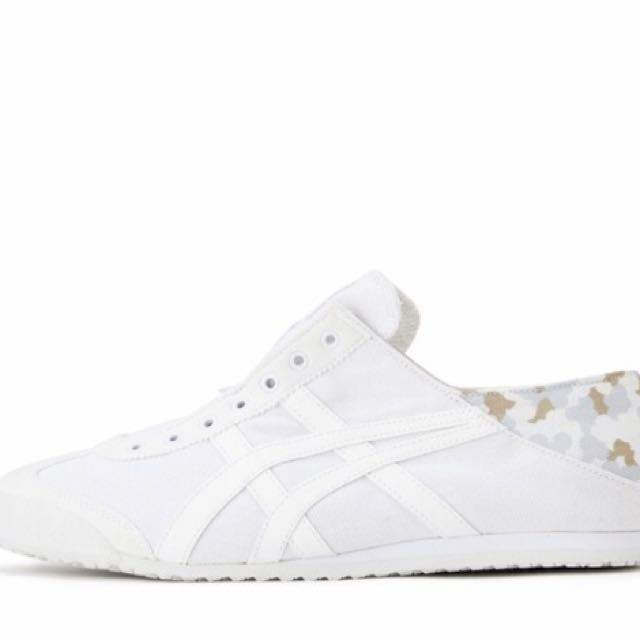 check out 6549e 69637 BN Onitsuka Tiger Mexico 66 Paraty Slip On Shoes / Sneakers ...