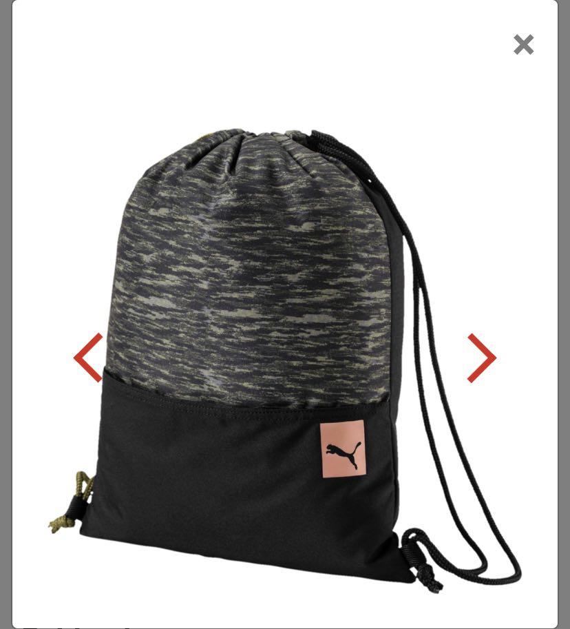 bfe00b51069a BN Puma gym sack bag