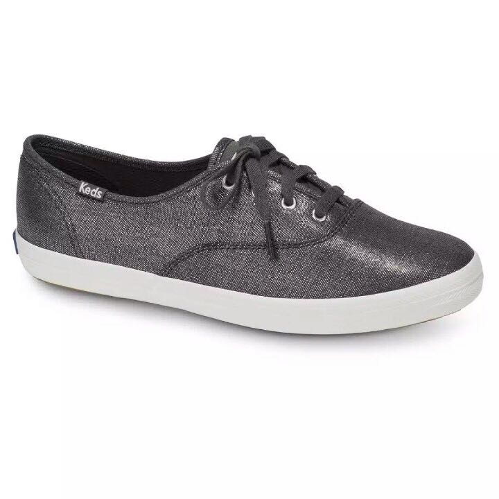 8f8edd96728 Brand New Authentic Keds Champion Metallic Gunmetal US 6