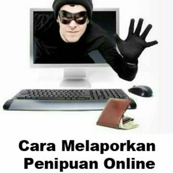Cara Melaporkan Penipuan Online Shop Electronics Others On Carousell