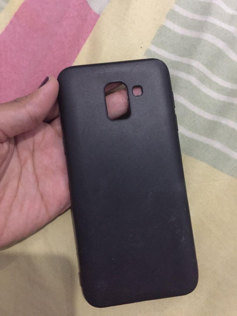 Case Black Doff Samsung J6