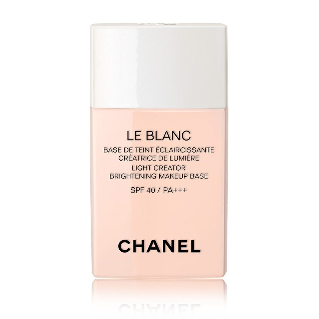 d78c82b56d5 Chanel LE BLANC LIGHT CREATOR BRIGHTENING MAKEUP BASE SPF 40 PA +++ ...