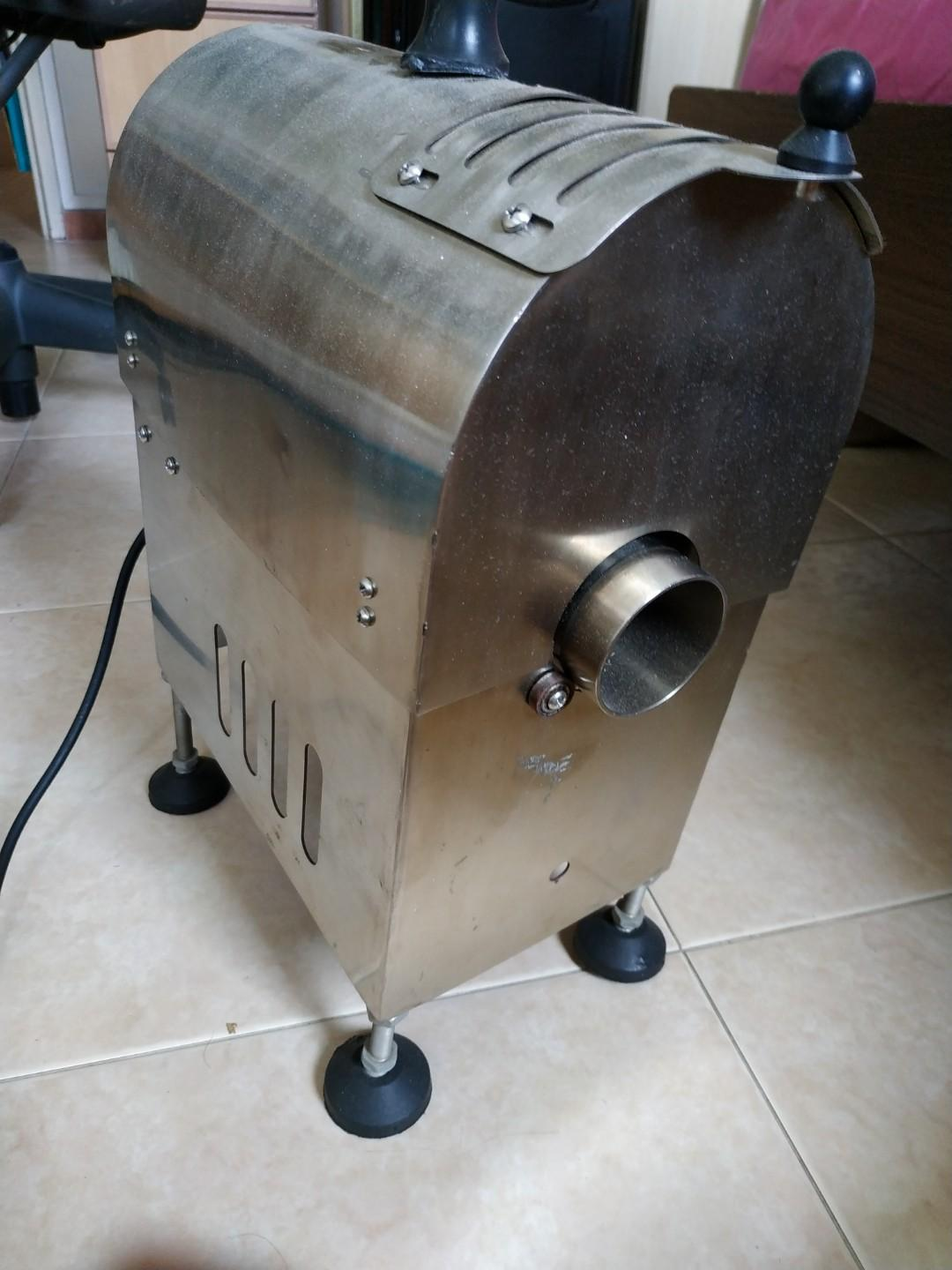 Coffee roaster with usb mastech thermo probe