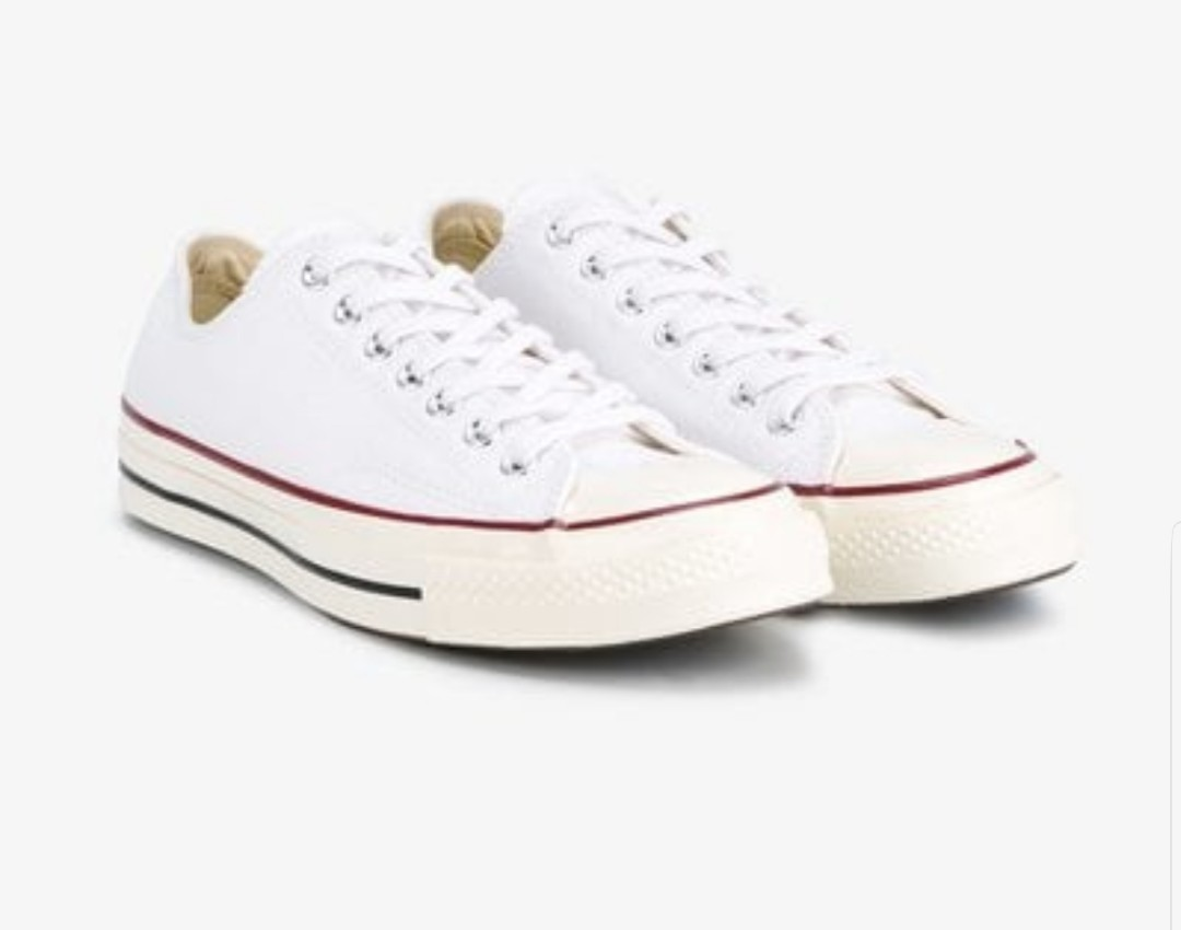 5596ec6d8edc Converse Chuck Taylor 70s in White