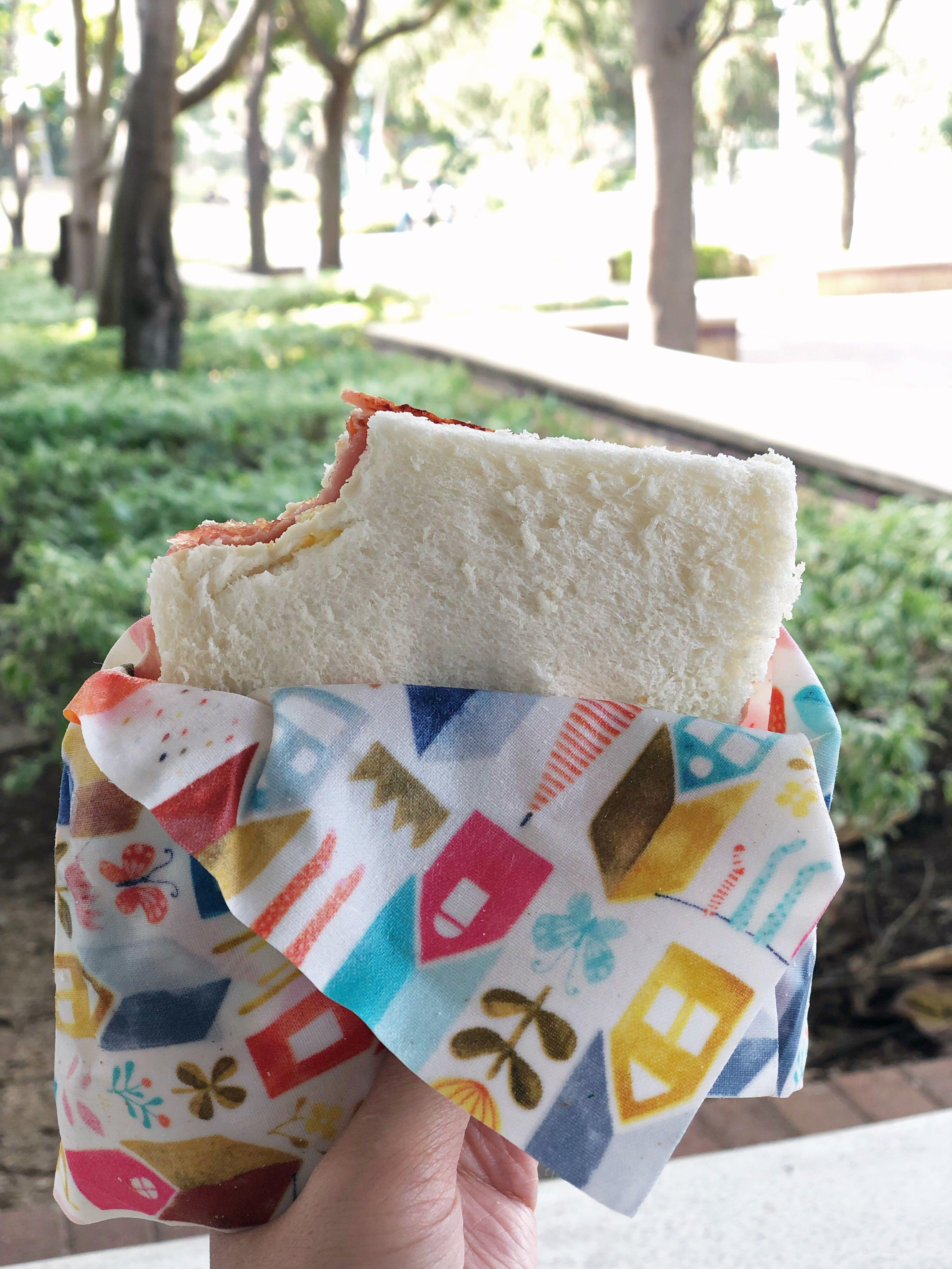 ECO Sandwich Food Wrap (beeswax)