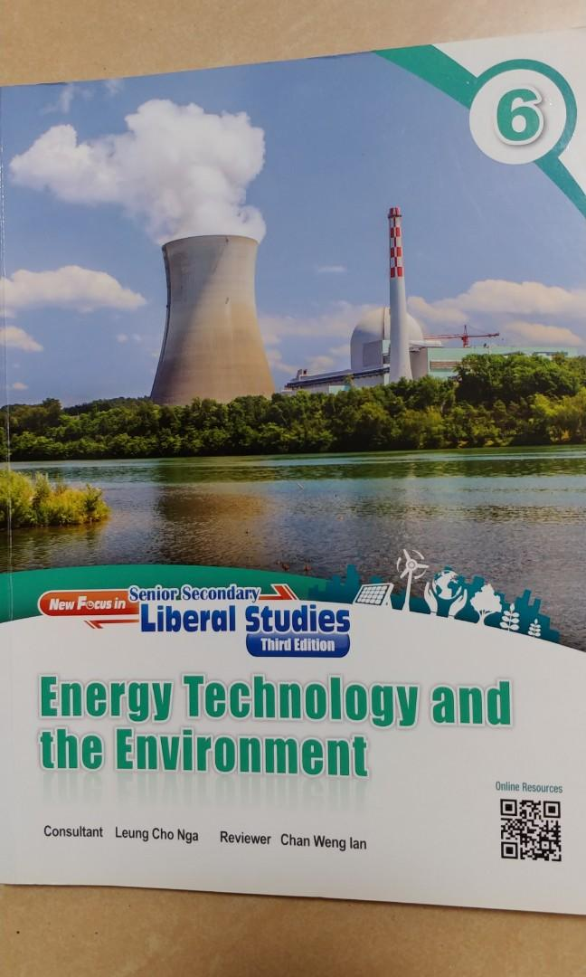 Energy Technology and the Environment