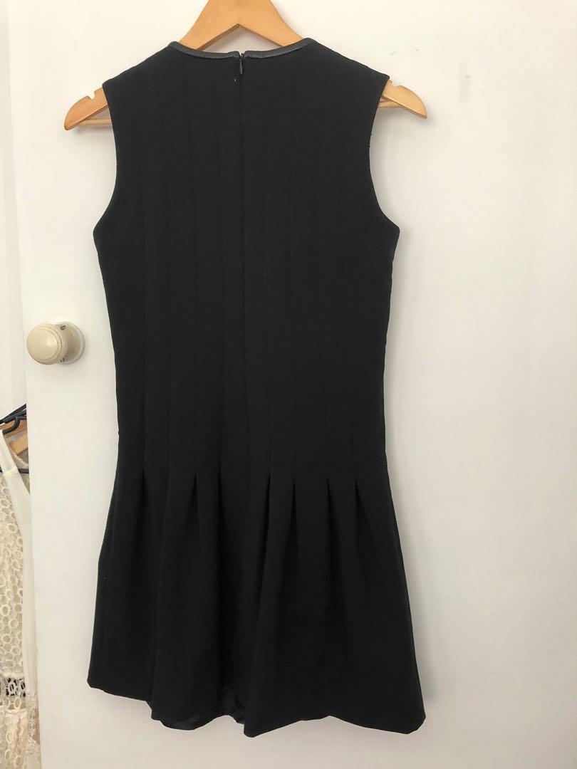 ESPRIT little black dress LBD size 8 corporate casual party