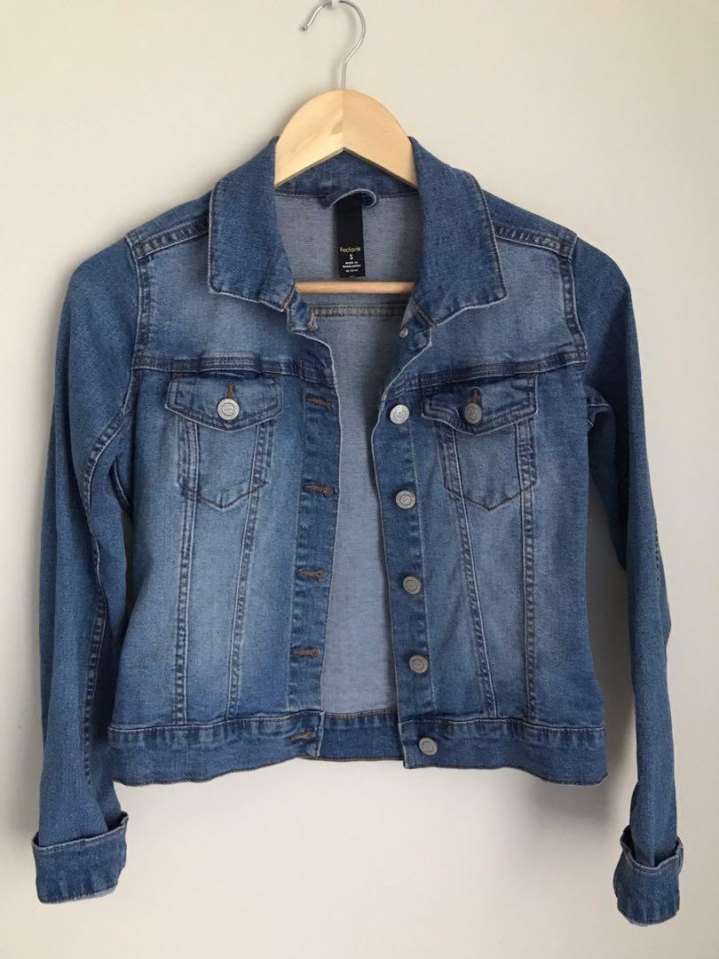 Factorie denim jacket