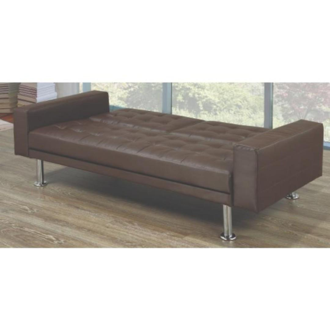 Free Delivery and Assembly -  Brand New from Manufacturer - Belgium Glam SOFA - Convertible Sofa Bed