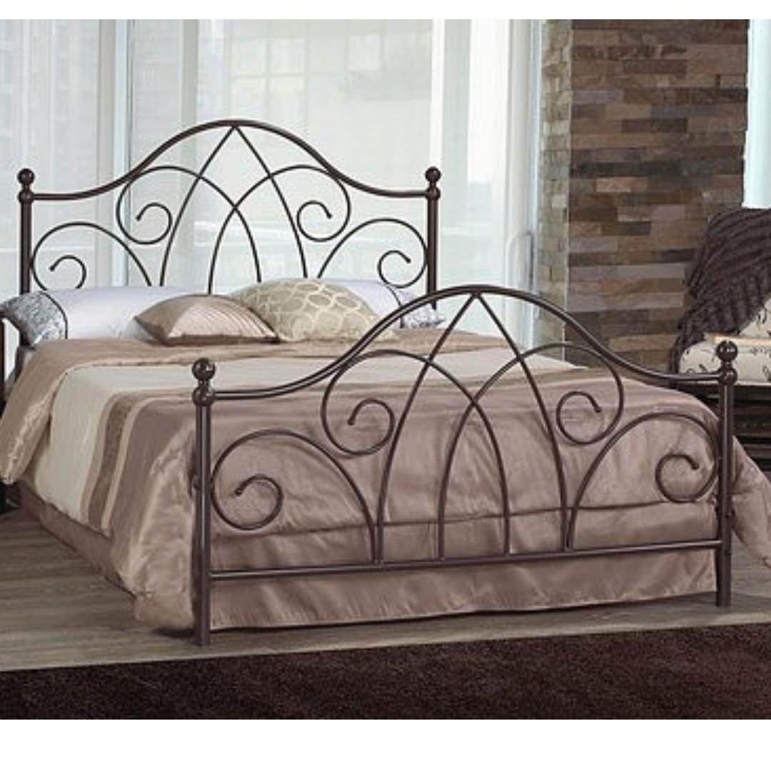 Free Delivery and Assembly -  Brand New from Manufacturer - French Countryside Bed