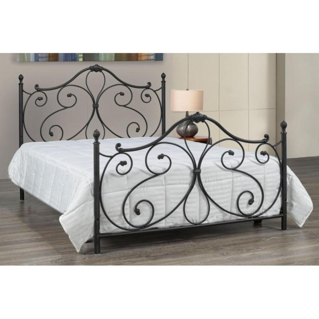 Free Delivery and Assembly -  Brand New from Manufacturer - French Vineyard Bed